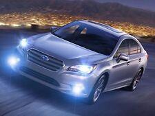2015 2016 2017 Subaru Legacy Halo Fog Lamps Lights Kit + Wiring Harness + Switch