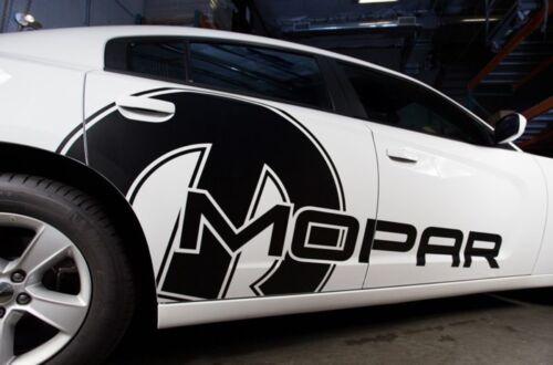 FACTORY STRIPE AUTOMOTIVE CHARGER MOPAR FULL SIDE GRAPHIC 2011 2015