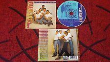 Latin LOS CANTANTES **Lo Que Siguio** ORIGINAL 1996 USA CD