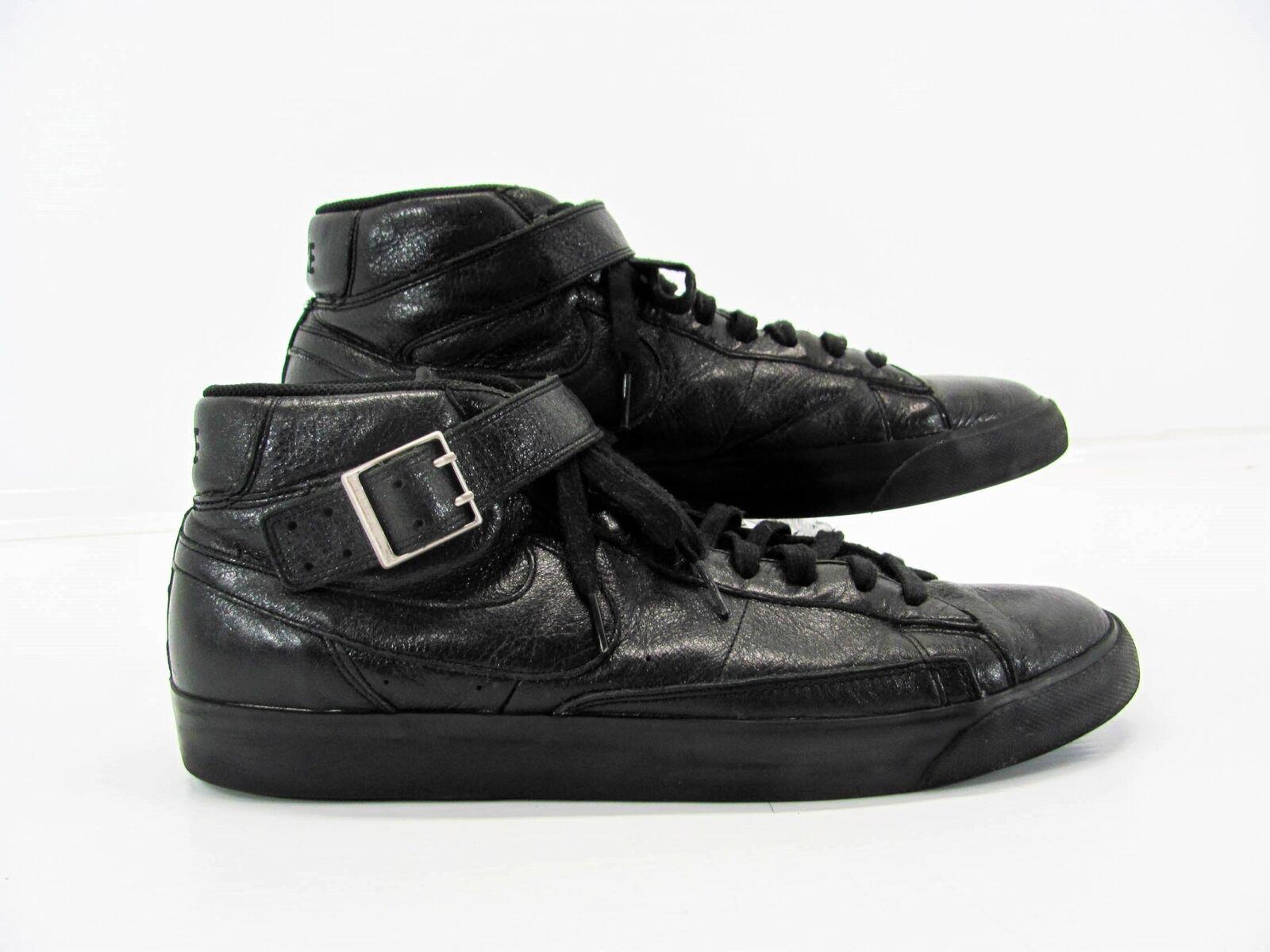 nike männer schwarze hohem schnalle sneaker skate - schuh besitz. uns 14 bereits im besitz. schuh cc5ad8