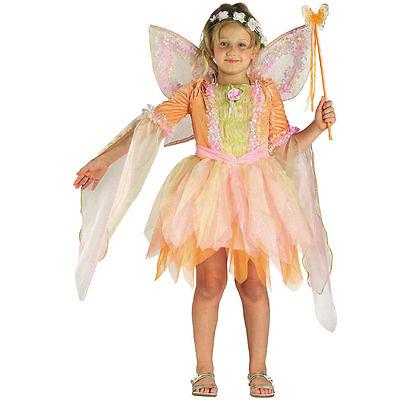Costume Vestito Carnevale Fatina Rosa 24 Mesi 2 Anni