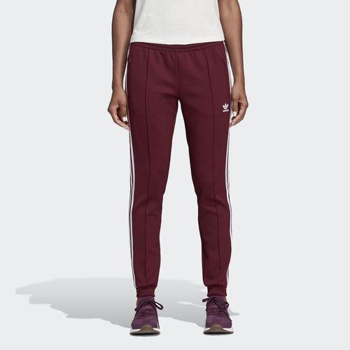 Adidas DH2998 Donna originals Colorado SST Track long pants red