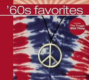 Various-Artists-60S-Favorites-New-CD