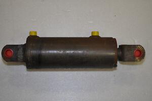 Hydraulikzylinder Doppelwirkend DW Zylinder 63//36 300 Hub mit Gelenkaugen 35mm
