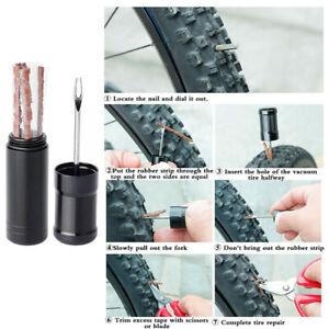 Bicycle-Tire-Rubber-Strip-Tire-Repair-Drill-Puncture-Repair-Kit-fr-Tubeless-Tire