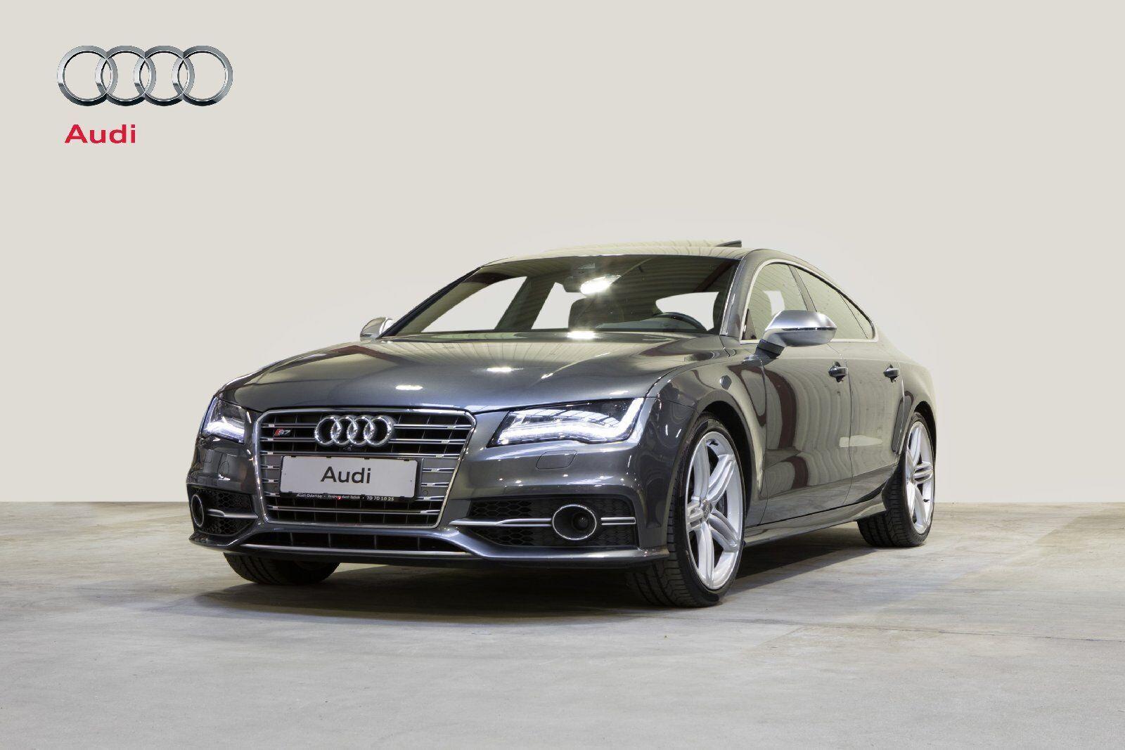 Audi S7 4,0 TFSi SB quattro S-tr. 5d