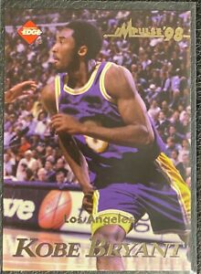 Kobe Bryant   Tim Thomas Collector'sEdge Impulse98 Double-sided 75 1998...