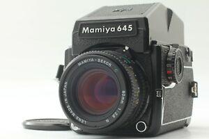 [ Hi! Final Mode! Meter Works ] Mamiya M645 1000s C 80mm f2.8 Lens AE Finder