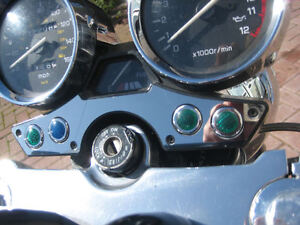 YAMAHA-XJR-1200-1300-MIRROR-POLISH-STAINLESS-STEEL-FASCIA-COVER-1995-2004-004