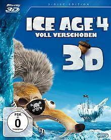 Ice Age 4 – Voll Verschoben Rollen