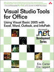 Visual Studio Tools for Office: Using Visual Basic 2005 with Excel, Word, Outlook, and InfoPath by Eric Lippert, Eric Carter (Paperback, 2006)