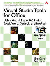 Visual Studio Tools for Office: Using Visual Basic 2005 with Excel,-ExLibrary