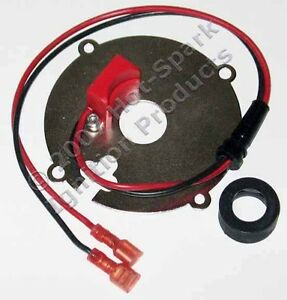 electronic ignition conversion for mercruiser 4 cyl delcoimage is loading electronic ignition conversion for mercruiser 4 cyl delco