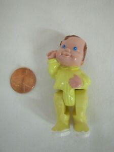 Fisher Price Loving Family Dream Dollhouse Yellow Baby Boy Girl Nursery Doll