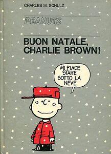 Buon Natale 1a.Dettagli Su Charles M Schulz Buon Natale Charlie Brown 1a