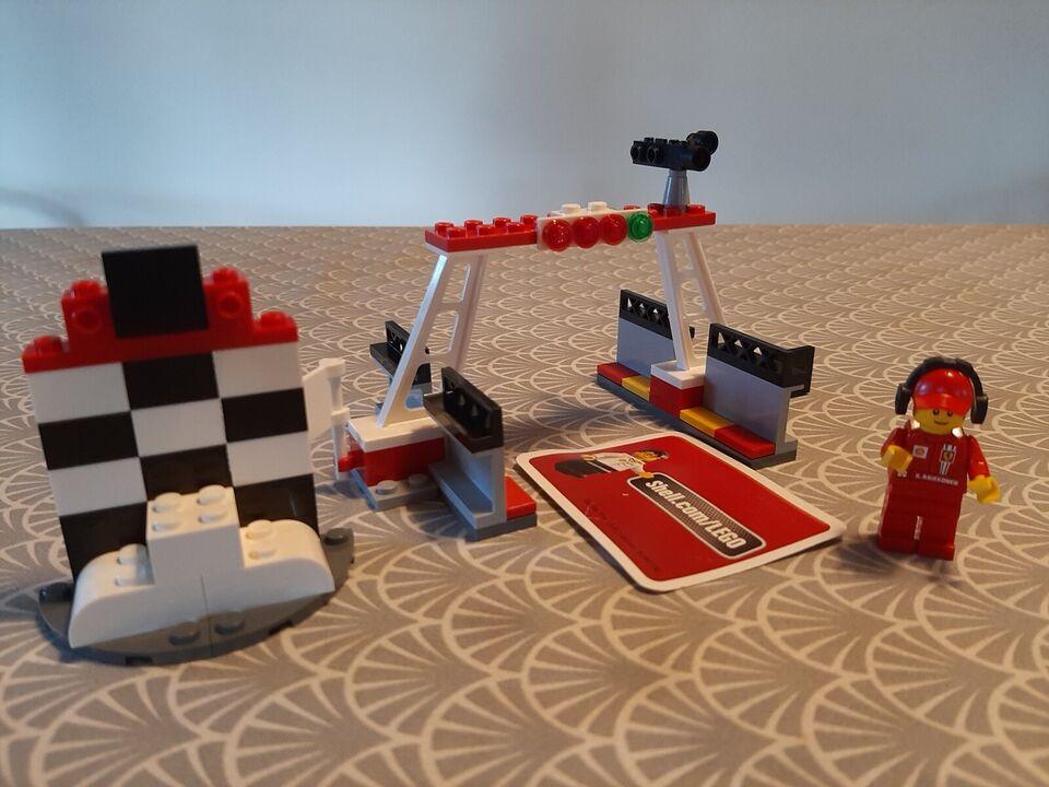 Lego Racers, Ferrari 30190 30191 30196 40194
