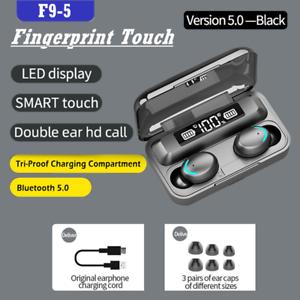 Bluetooth-5-0-Wireless-Earphones-Headphones-Headset-TWS-Mini-Earbuds-Stereo-NEW