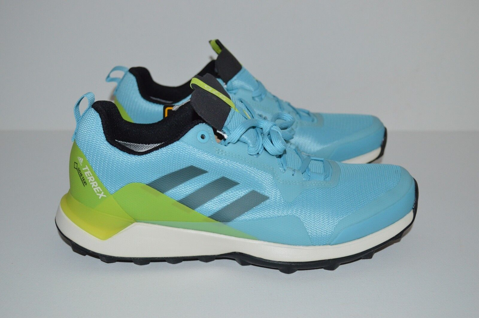 5bb26ddd0 ... ADIDAS TERREX CMTK GTX HIKING TRAIL SHOES WOMEN S SIZE US US US 8 BLUE  BY2773 6e3075 ...