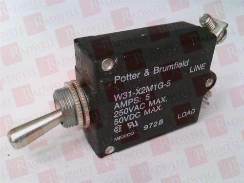 TE CONNECTIVITY W31-X2M1G-5 W31X2M1G5 NEW IN BOX