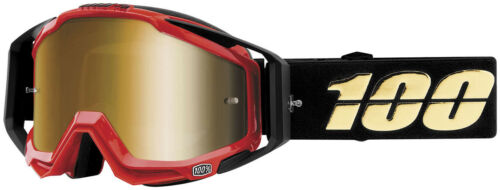 Offroad MX Motocross ALL COLORS CLEAR OR MIRROR LENS 100/% RACECRAFT Goggle