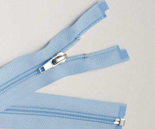 Open END a Spirale di plastica Zip-Light Blue 51cm//20/'/' Z0070