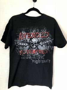 Avenged-Sevenfold-Nightmare-T-Shirt-Medium