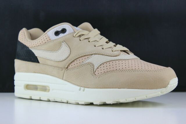 fd052e78 Nike Air Max 1 Pinnacle NikeLab Size 8 Mens Mushroom/Oameal 859554-200