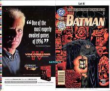 KELLEY JONES BATMAN #530 ORIGINAL COVER PROOF PRODUCTION ART GLOW IN THE DARK