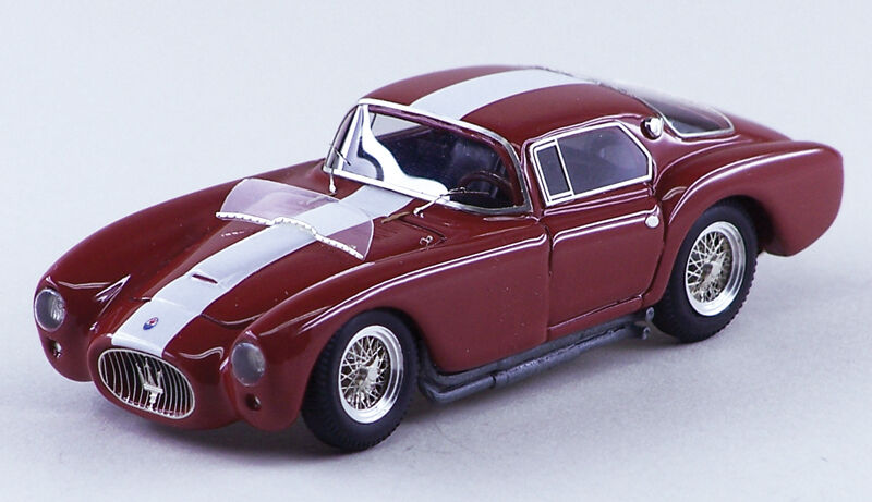 ABC 200 MASERATI A6GCS COUPE' PININFARINA 1953 1953 1953 CH.N.2059 ROUGE WITH BLANC STRIPE | Soldes  c6229d