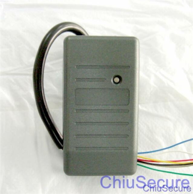 Mini Wiegand26 Weatherproof RFID Reader 125KHz