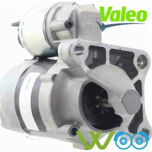 Anlasser Valeo 0,85 kw RENAULT CLIO 2 BB CB KANGOO Express FC0 1 KC0 1 LAGUNA 1