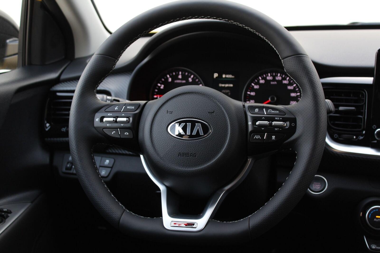 Kia Stonic 1,0 mHEV GT-Line DCT - billede 10