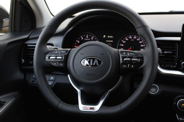 Kia Stonic 1,0 mHEV GT-Line DCT billede 10