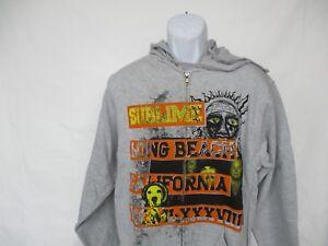 Sublime Long Beach CA Amp Black Long Sleeve Shirt New Official