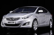 1:18 New Hyundai Elantra Die Cast Model Silver