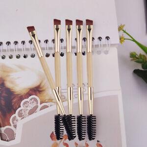 KE-Bamboo-Handle-Double-Headed-Eyebrow-Comb-Makeup-Brush-Lipsticks-Applicator