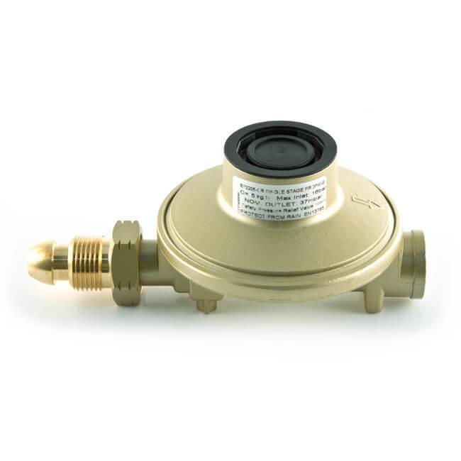 NEW Clesse Propane Low Pressure Regulator - 5 kg hr UK SELLER, FREEPOST