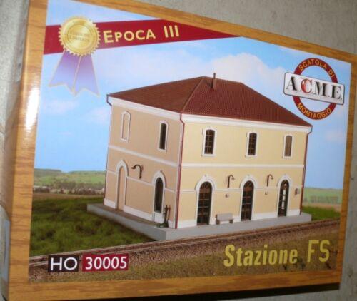 Hs Acme 30005 italiano de la estación FS Limousine Edition kit nueva de fábrica