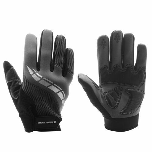 Muddyfox Unisex Cycle Glove Adult Cycling Gloves Breathable Mesh Ventilation