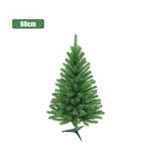 60-240cm Fir Tree Artificial Christmas Tree Green Deco Tree PVC Christmas Tree