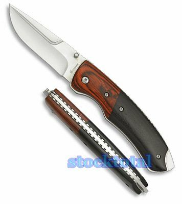 Other Camping & Hiking Navaja Knive Deluxe Combinada Packawood Hoja 8 Cms Mikarta Negra 19471 M Making Things Convenient For The People Original Period Items
