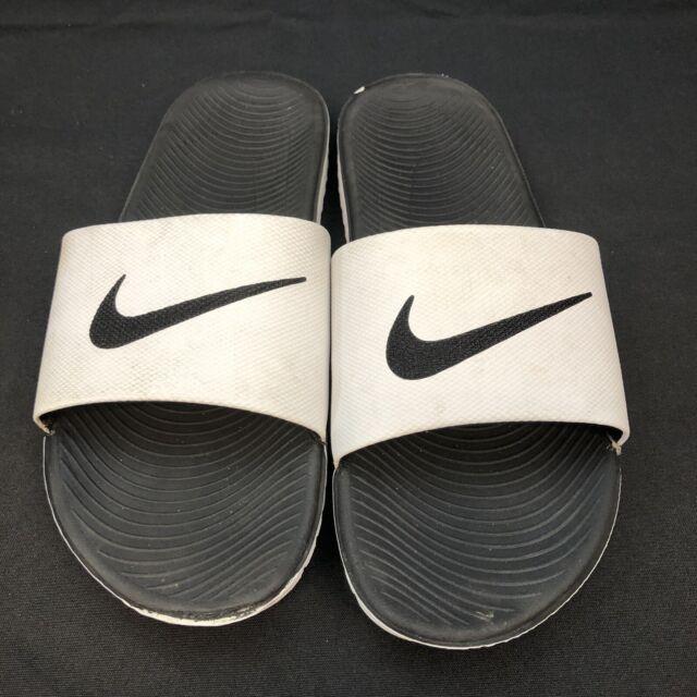 Nike Kawa Slide Sandal - Men's Size 10 - Black