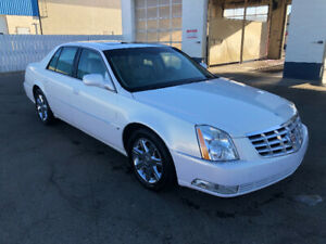2006 Cadillac DTS Beige Leather