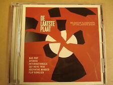 CD / DE LAATSTE PLAAT - VOLUME 1 - BELGISCHE KLASSIEKERS UIT DE LAATSTE SHOW