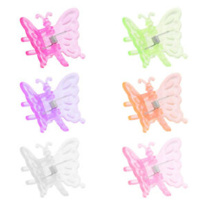 30pcs Butterfly Plant Garden Tools Support Orchid Clips Plastic Stem
