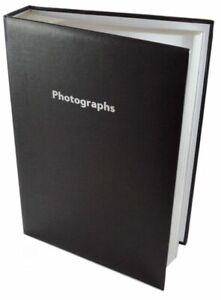 Legend Large Black Memo Slip In Photo Album Holds Fits 300 6x4 Photos Wedding For Sale Online Ebay
