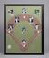 Baseball-Display-Board-Trading-Card-Sports-Field-Frame-22x28 thumbnail 3