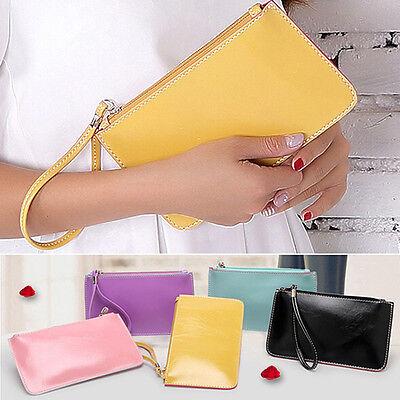 Women Lady Wallet Purse ID Card Phone Holder Coin Bag Clutch Handbag Nobby