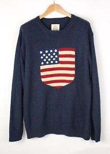 GANT-Men-Casual-Knit-Jumper-Sweater-Size-2XL-XXL-ATZ935