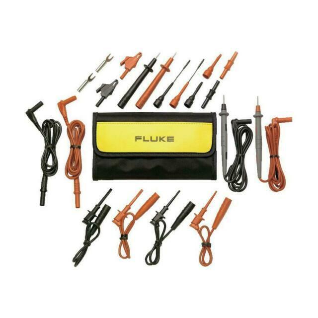Fluke TL81A Deluxe Electronic Test Lead Kit New In Box - $90.00